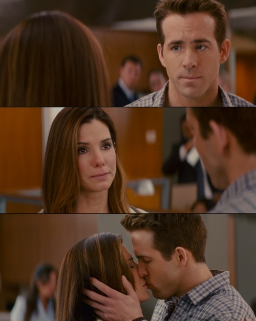 The Proposal. Love this movie! Watching it now!