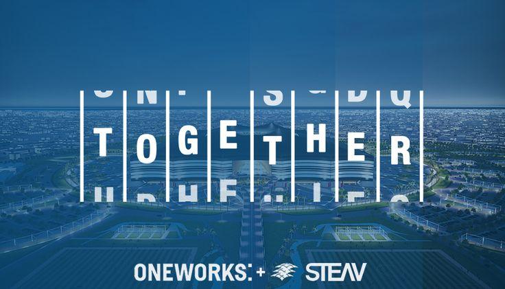 Il futuro è #condivisione. Avviamo oggi una nuova collaborazione con One Works per la progettazione #BIM del Settore B dell'Al Bayt #Stadium ad Al Khor City in #Qatar. Scopri di più su #STEAV sul nostro sito www.steav.it e resta aggiornato sulla nostra pagina LinkedIn!
