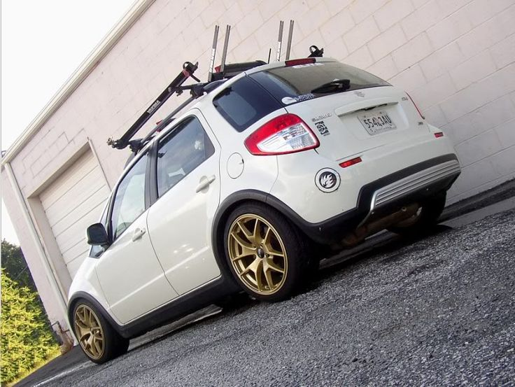 Suzuki+SX4+coilovers | For the JDM crowd, by the JDM crowd.