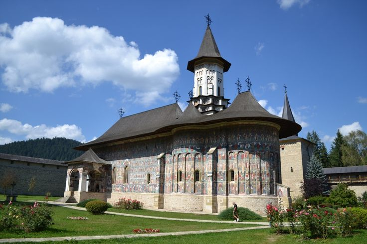The North Of Moldavia Monasteries- Sucevita Monastery