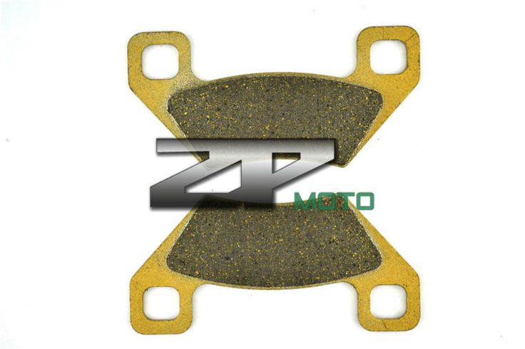 For ARCTIC CAT ATV 1000 TRV H2 Efi 2010 Thundercat 1000 H2 2008-2010 Front & Rear Brake Pads OEM New High Quality