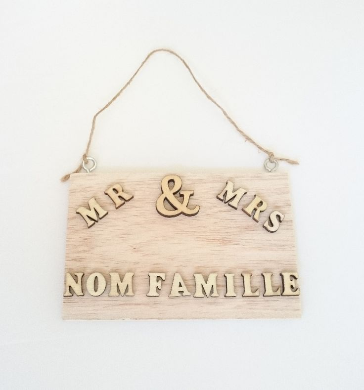 1000 id es sur le th me d cor de nom de famille sur - Nom de famille americain les plus portes ...