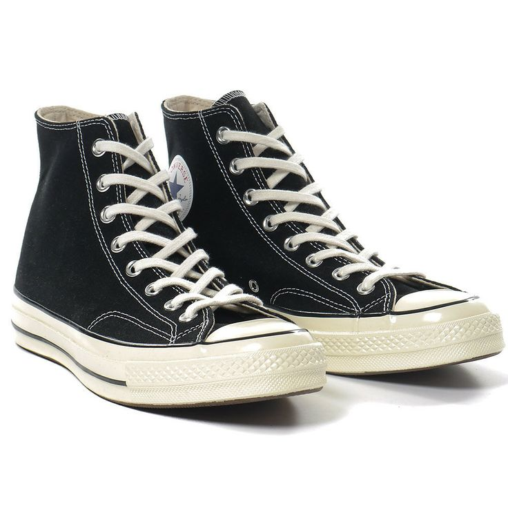 Converse re-releases a collection of their classic Chuck Taylor's 1970's for the S/S '14 season.  They are so comfortable!