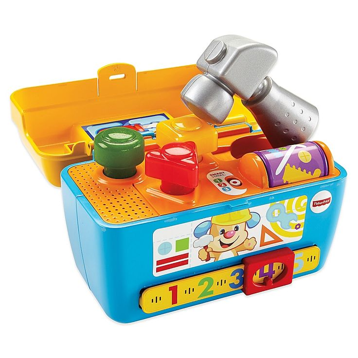 Fisherprice laugh and learn smart stages toolbox multi