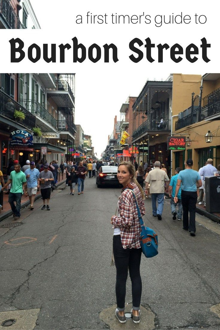 Bourbon Street in New Orleans Louisiana is one of the most well-known streets in the world. But all the hype can make it intimidating and hard to navigate. If your make your first trip to Bourbon Street THIS is the guide for you!