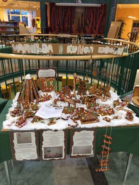 pepparkaksbygge pepparkakshus Gingerbread