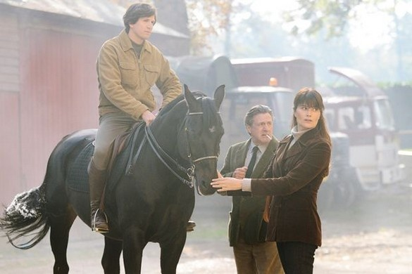 http://pegasebuzz.com/leblog | Horse Movie : Jappeloup, le film with Guillaume Canet, Daniel Auteuil, Marina Hands.