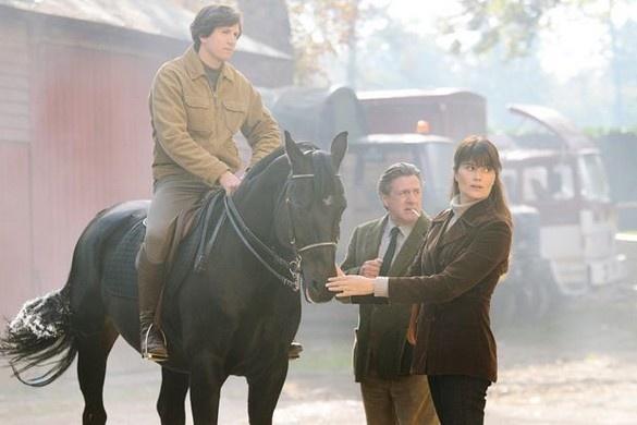 http://pegasebuzz.com/leblog | Horse Movie : Jappeloup, le film with Guillaume Canet, Daniel Auteuil, Marina Hands.
