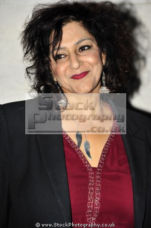 british asian | Meera Syal MBE British Asian comedienne, writer, playwright, singer ...