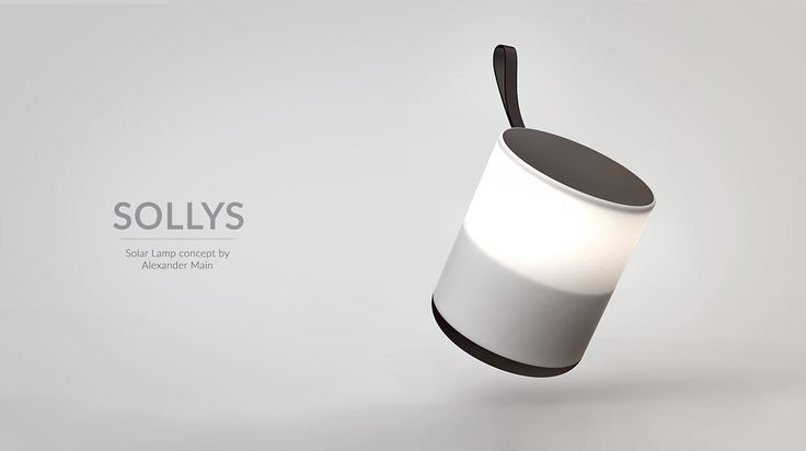 Sollys [Danish for Sunlight] is a concept design for a modern indoor & outdoor solar lamp with integrated speakers. Its minimalist/uni-body design, solar capability and wireless nature targets stylish, flexible and environmentally conscious individuals a.…