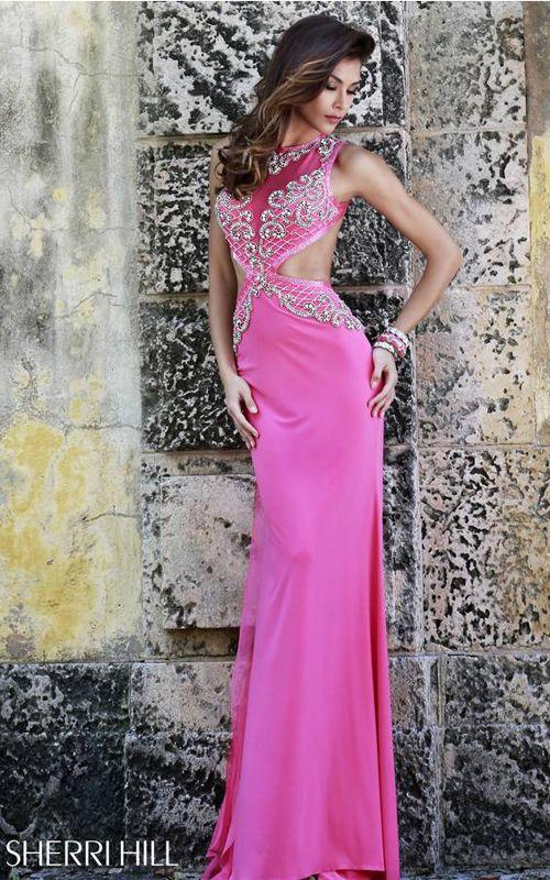 84 best Sherri Hill images on Pinterest | Short prom dresses ...
