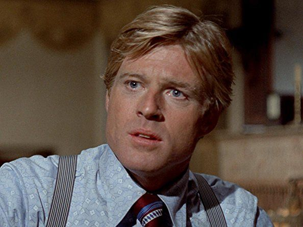 Robert Redford in The Sting (1973)
