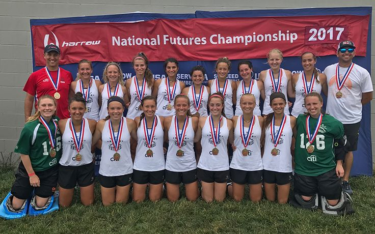 The U-16 Age Division completed play at the 2017 Citi National Futures Championship, presented by Harrow Sports, at Spooky Nook Sports in Lancaster, Pa. this afternoon. This premier championship event for USA Field Hockey's Futures and Olympic Development Program is held annually in late June since 1990. The NFC brings together the top female field hockey players selected from more than 5,000 athletes across nine regions for a high-level multi-day tournament-style competition. USA Field…
