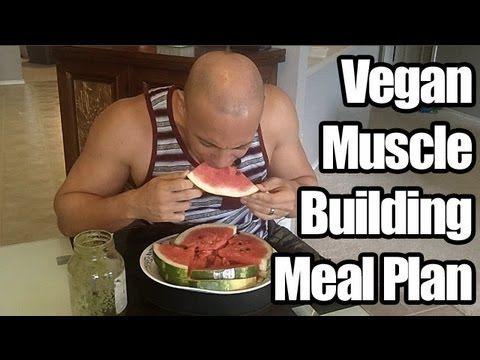"Vegan Bodybuilding ""Meal Plan"" - My Vegan Bodybuilding Transformation (Thomas Tadlock)"