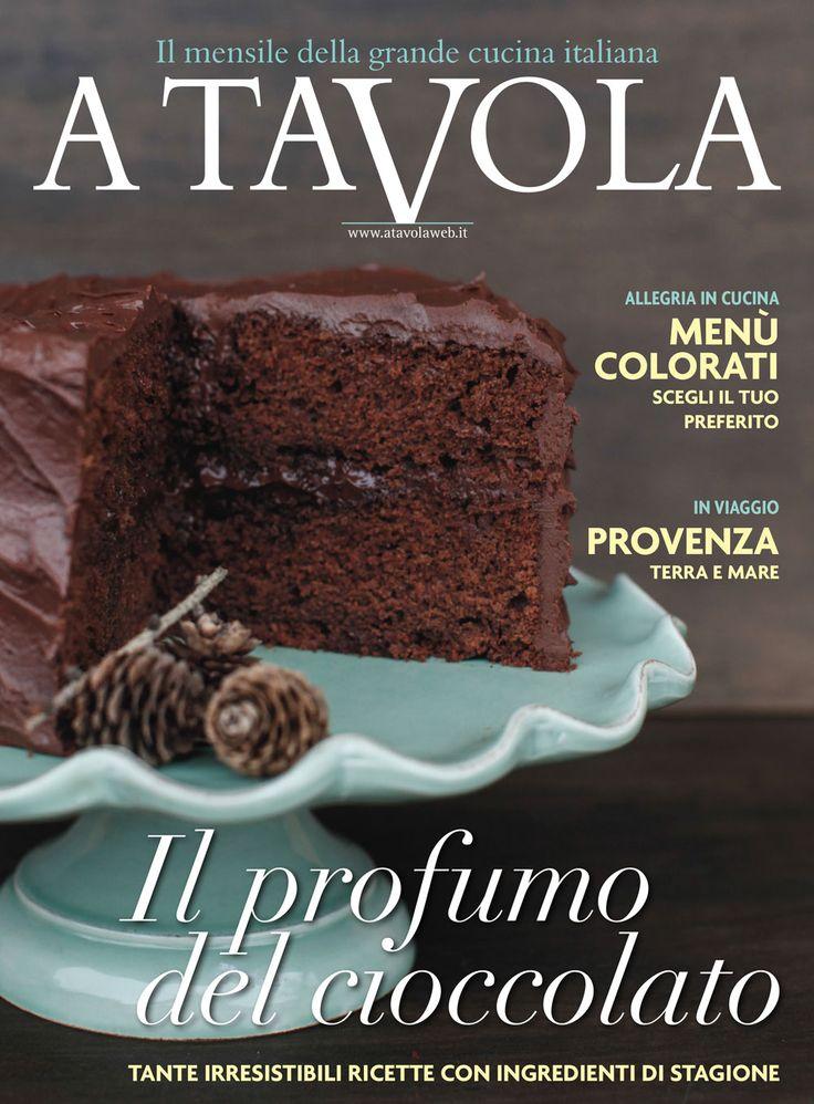 A TAVOLA DI OTTOBRE! #Chocolate!