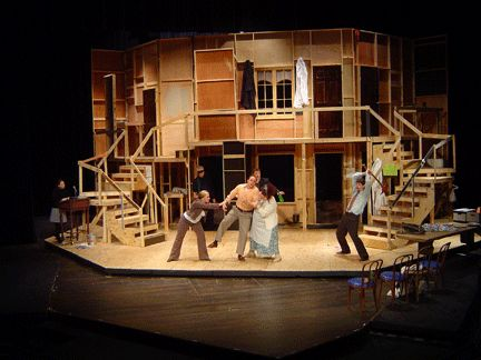17 Best Images About Scene Design Wagon Set Design On