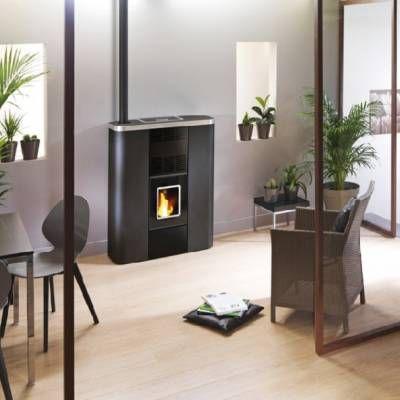 11 best po les et chemin es granul s pellet stoves j tul. Black Bedroom Furniture Sets. Home Design Ideas