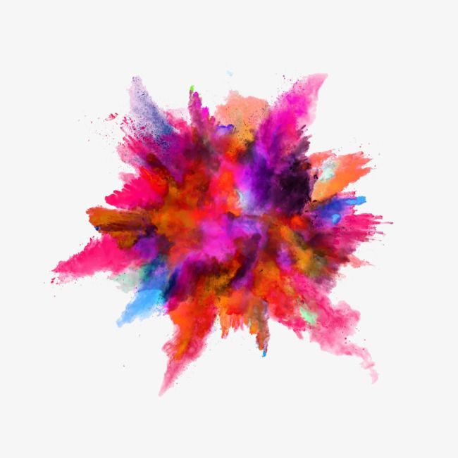 Splash Watercolor Symphony Png Transparent Image And Clipart For