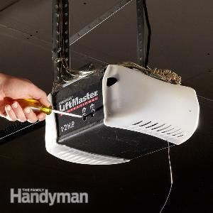 Troubleshooting Garage Door Openers--Don't blow your money on a new garage door opener. Most repairs are cheap and easy!