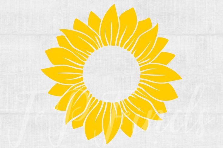 Download Sunflower Starbucks SVG Flower Starbucks SVG for Tumbler ...