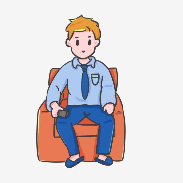 Dibujado A Mano Dibujos Animados El Hombre Sentado En El Sofa Sofa Watch Tv Mando A Distancia De Tv Png Y Psd Para Descargar Gratis Pngtree Manos Dibujo Hombre Sentado