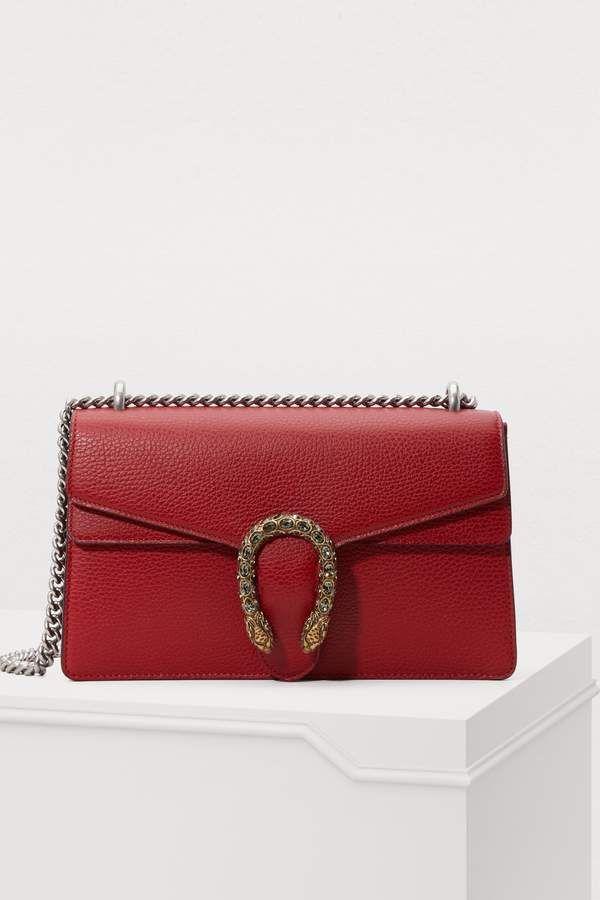 Gucci Dionysus large shoulder bag , Red Gucci bag designer