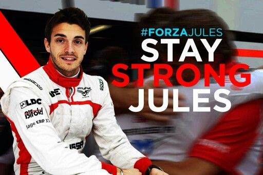 #KeepFightingJules  | Praying #JulesBianci pulls thru | #F1 driver #JapaneseGrandPrix 2014