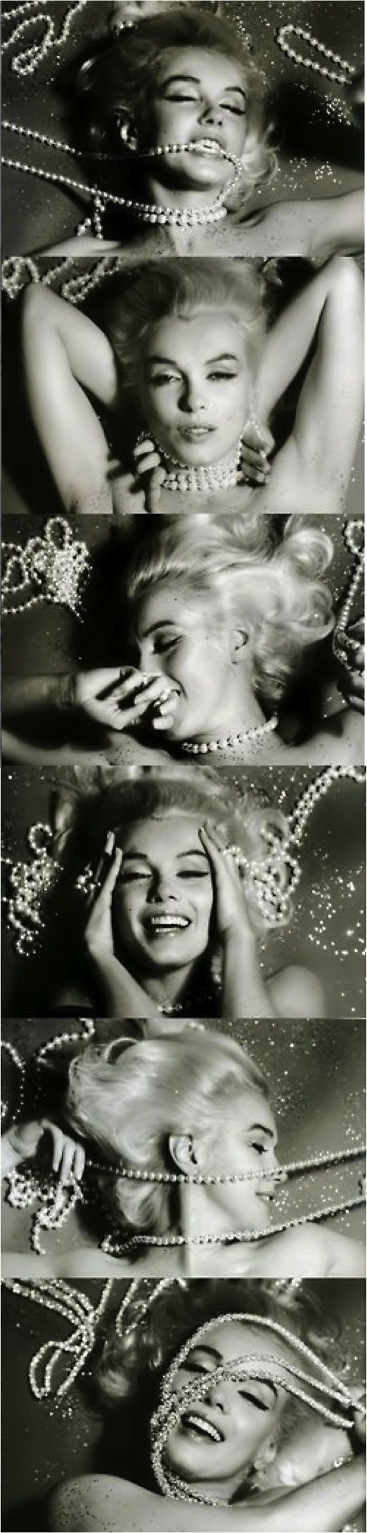 Marilyn Monroe photographed by Bert Stern,  1962. ☀ Apologies, but the original link of this Pin led to Spam!
