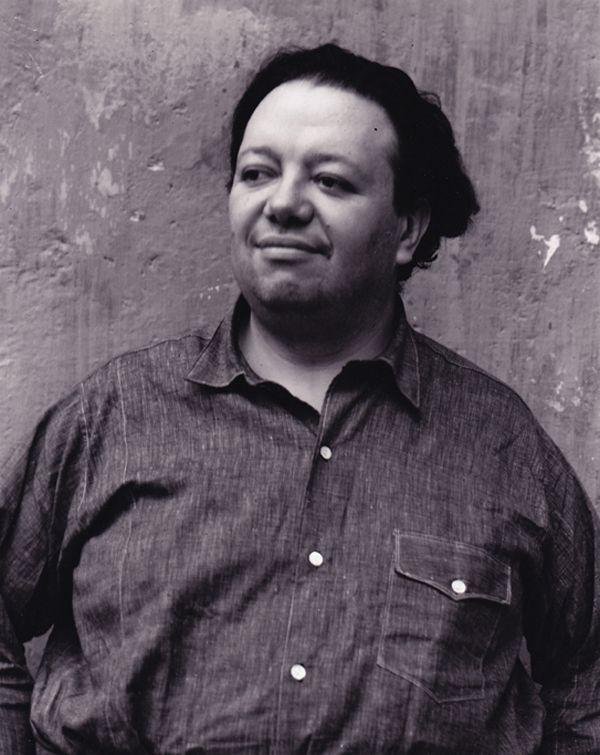 Diego Rivera, painter, muralist