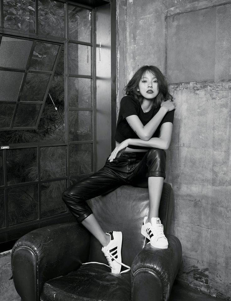 Lee Hyori - Cosmopolitan Magazine November Issue '14