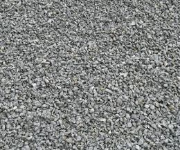 What to Put on the Ground in a Dog Run   Pea Gravel or crushed granite   Note: when I personally think about pea gravel I actually mean larger smoothed gravel, not the pea gravel you can buy at hardware stores. That stuff is a bit too small for large dogs and easily gets stuck between pads and some of the stone shards can be quite sharp.