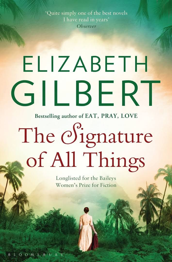 Image result for the signature of all things