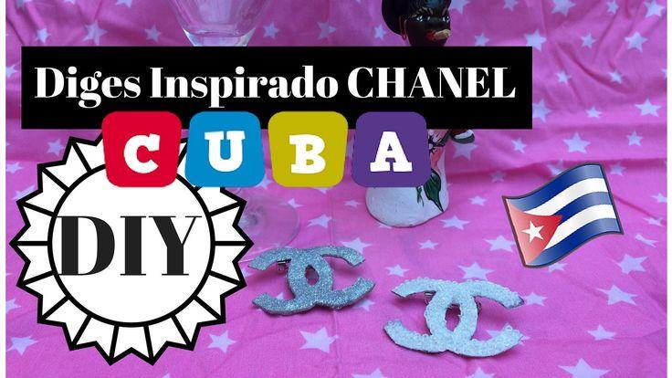 Chanel Cruise Cuba. CHANEL en Cuba. DIY- UN BROCHE INSPIRADO EN CHANEL EN CUBA