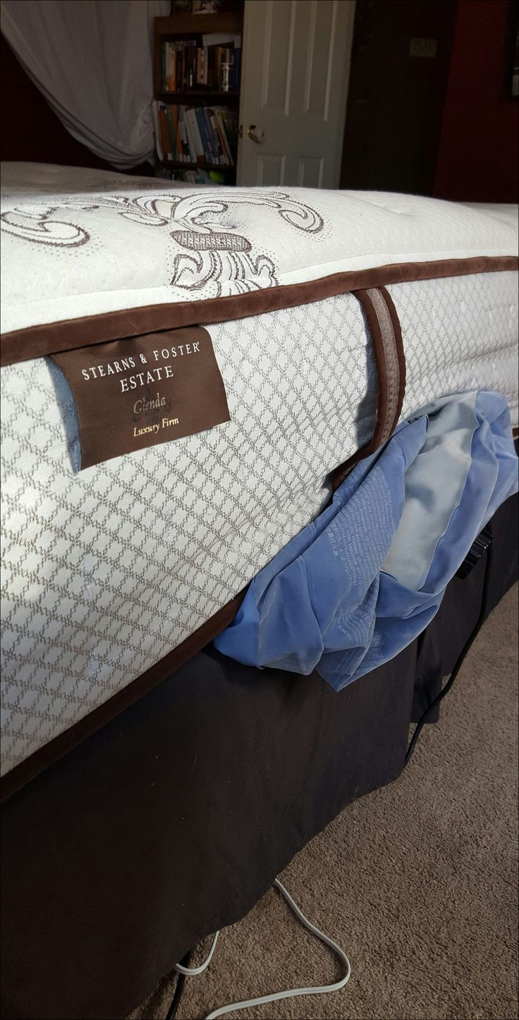 Stearns and Foster Mattress Complaints