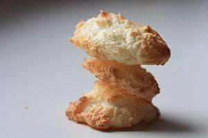 Měkké nadýchané tvarohové kokosky