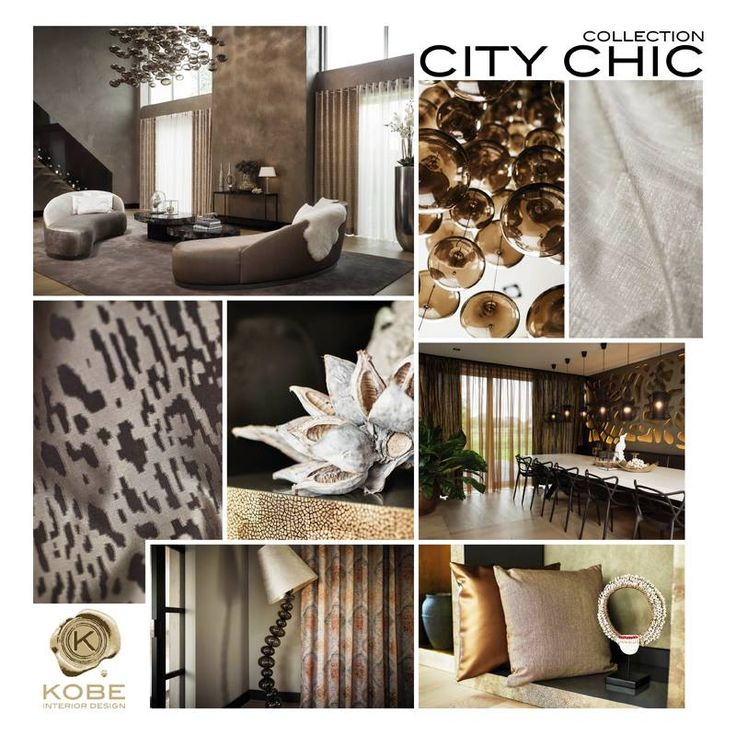 Bring hollywood glamour to your interiors with kobe city for Interieur 83
