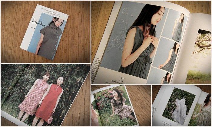 La couture en ligne droite par Sato Watanabe - Lalouandco