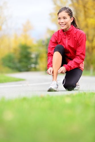 Avoid pulling a muscle or any other injuries with these running tips. #Runner #Fitness