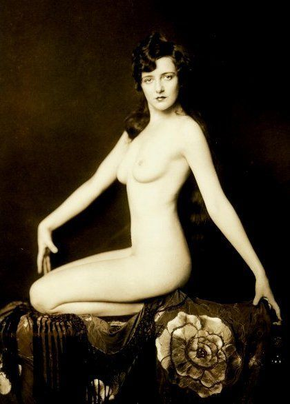 Crystal Gold Vintage Erotica