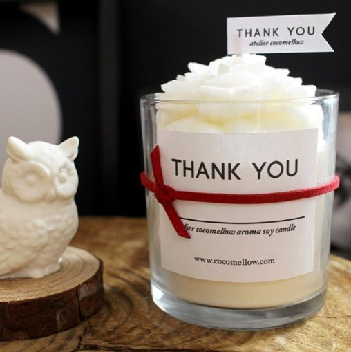 There are many thankful days in May of Korea.May Day(Labor Day), Children's Day, Mother's Day, Teacher's Day … And there are many beautiful soy candles for these days in Co…