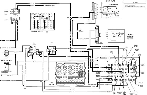 Need A Wiring Diagram For 1992 Chevy 1500 Pickuptruck Chevy 1500 Chevy Chevy Silverado