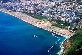 Alanya, Kleopatra beach, Turkey