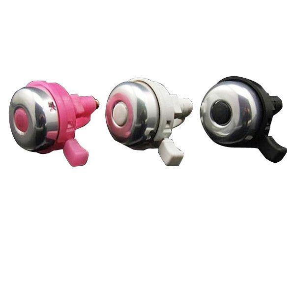 Hot menjual Bersepeda Sepeda Logam Cincin Handlebar Bell Suara Alarm Tanduk MTB Jalan Sepeda Aksesori