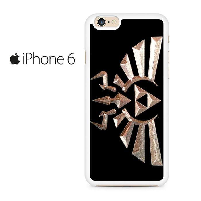 The Legend Of Zelda Logo Iphone 6 Iphone 6S Case