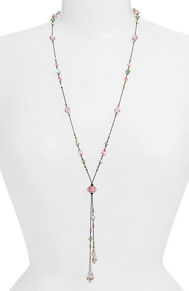 Dabby Reid 'Willow' Long Y-Necklace available at #Nordstrom