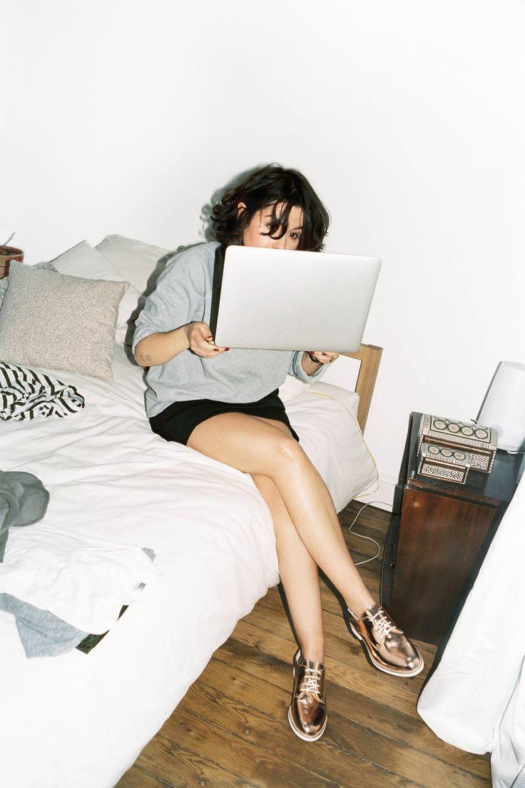 Séverine Monsonégo pour Bocage - Collection P/E modèle Rosanne -> www.bocage.fr