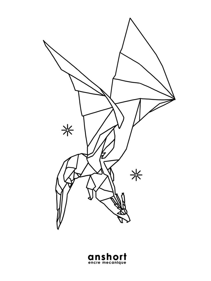 die besten 25  origami tattoo ideen auf pinterest