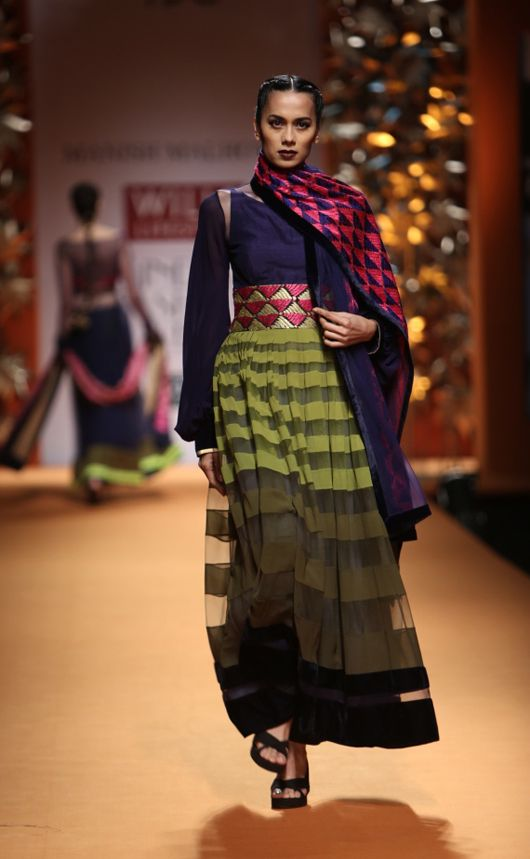 A design by Manish Malhotra