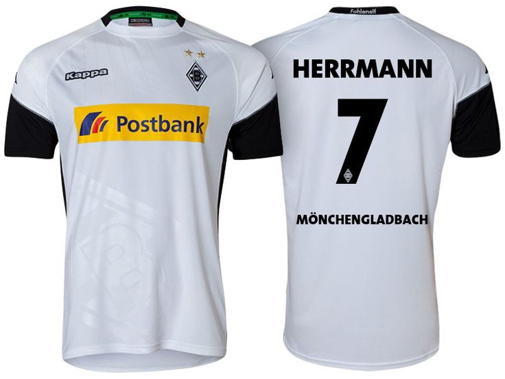 Pin On Cheap Vfl Borussia Monchengladbach Soccer Jerseys Shirts