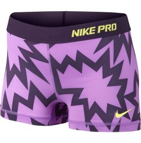 Nike Womens 2.5 Printed Pro Compression Shorts - Dicks Sporting Goods